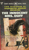 The Innocent Mrs. Duff .