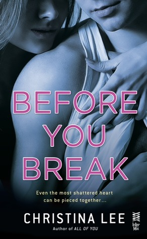 Before You Break Book Cover