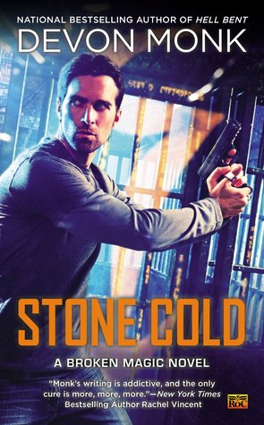 Book Review: Devon Monk's Stone Cold