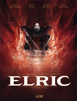 Elric: El trono de rubí (Elric, #1)