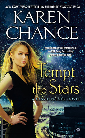 Book Review: Karen Chance's Tempt the Stars