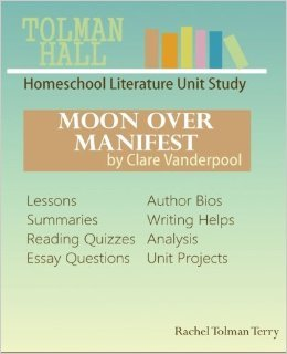 Moon Over Manifest by Clare Vanderpool by Rachel Tolman Terry