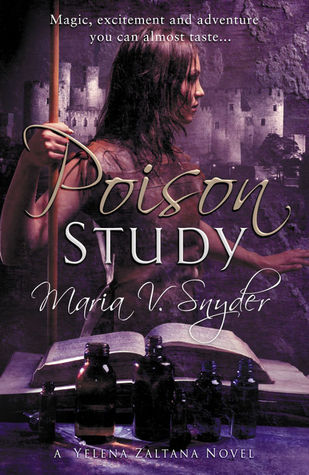 Poison Study book cover