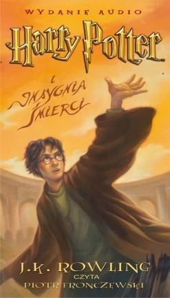 Harry Potter i Insygnia Śmierci  by  J.K. Rowling