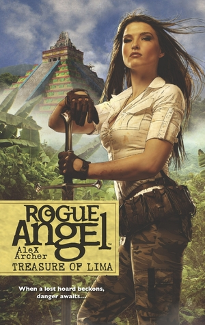 Treasure of Lima (Rogue Angel #46)