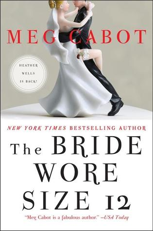 The Bride Wore Size 12 (Heather Wells #5) by Meg Cabot | Mini Review
