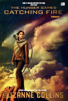 Tersulut - Catching Fire (The Hunger Games, #2)