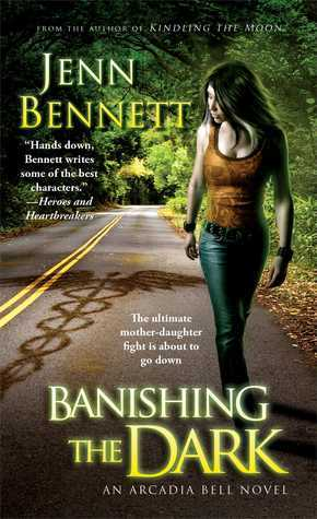Book Review: Banishing the Dark by Jenn Bennett