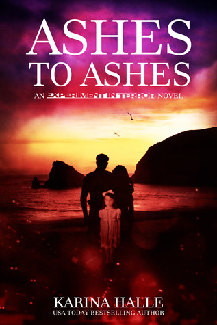 Ashes to Ashes by Karina Halle book cover