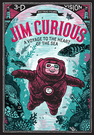 Jim Curious: A Voyage to the Heart of the Sea in 3-D Vision