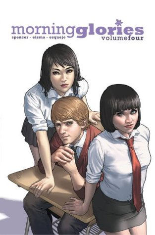 Morning Glories, Vol. 4: Truants