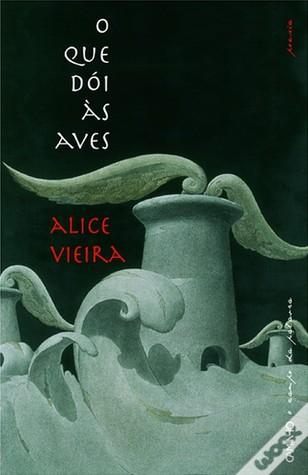 O Que Dói às Aves  by  Alice Vieira