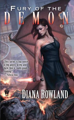 Book Review: Diana Rowland's Fury of the Demon