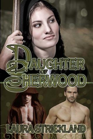 Daughter of Sherwood cover