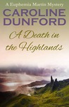 A Death in the Highlands (Euphemia Martins Mystery #2)