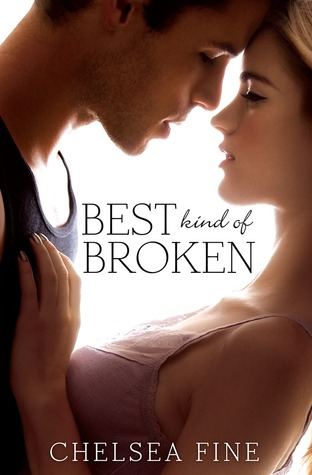 Best Kind of Broken (Finding Fate #1) by Chelsea Fine | Review