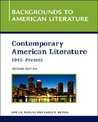 Contemporary American Literature, 1945-Present