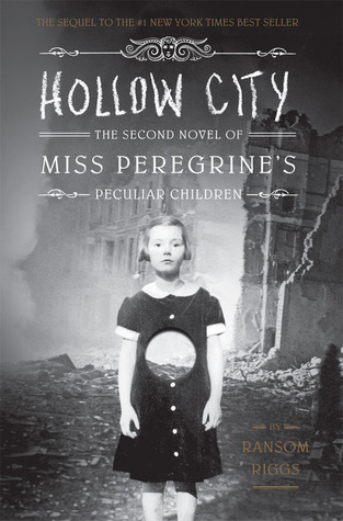 book review hollow city ransom riggs