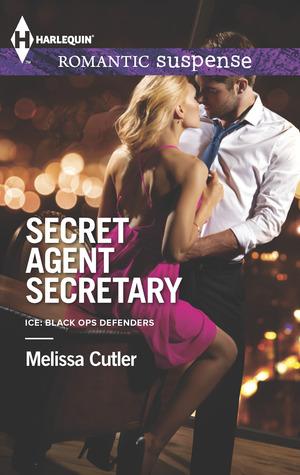 Secret Agent Secretary (ICE: Black Ops Defenders #2)