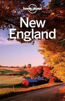 Lonely Planet New England Travel Guide  by  Mara Vorhees