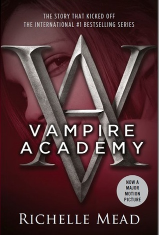 Vampire Academy Richelle Mead Book Cover