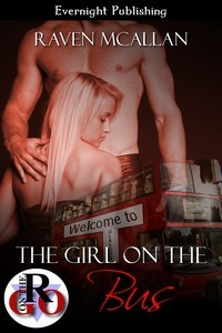 The Girl on the Bus (Dommissimma, #2) Raven McAllan