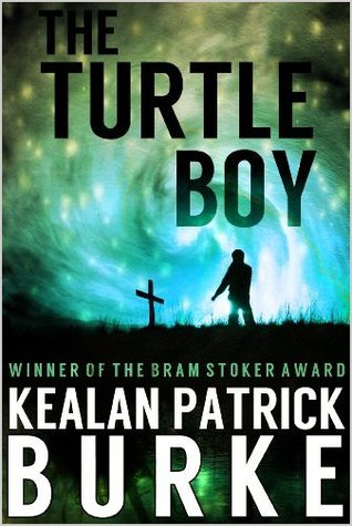 book cover for The Turtle Boy