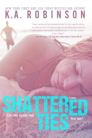 Shattered Ties (Ties, #1)