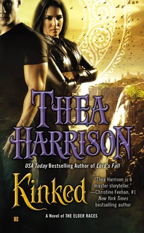 Book Review: Thea Harrison's Kinked
