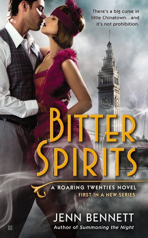 Book Review: Jenn Bennett's Bitter Spirits