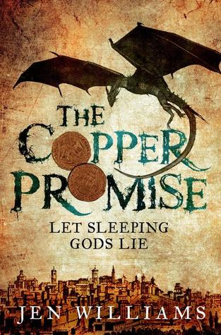 The copper promise Book Cover