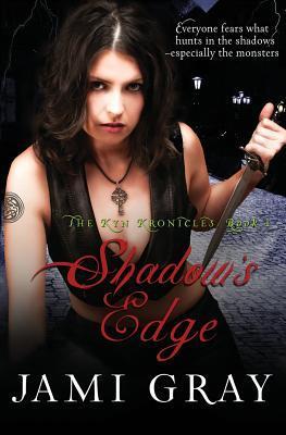 Shadow's Edge by Jami Gray