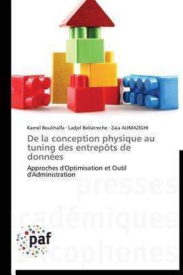 de La Conception Physique Au Tuning Des Entrepots de Donnees Boukhalfa Kamel