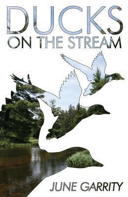 Ducks on the Stream June Garrity