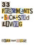 33 Fragments of Sick-Sad Living