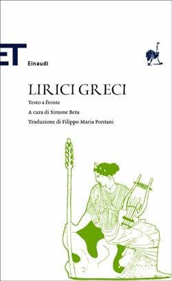 Lirici greci  by  Simone Beta