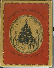 Once on Christmas  by  Dorothy Thompson