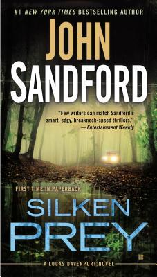 Book Review: John Sandford's Silken Prey