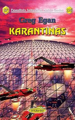 Karantinas (PFAF, #228)  by  Greg Egan