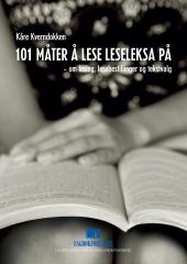 101 måter å lese leseleksa på  by  Kåre Kverndokken