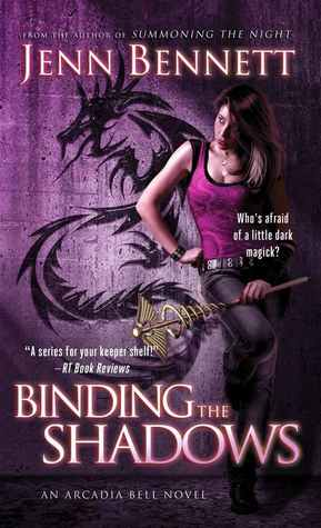 Book Review: Jenn Bennett's Binding the Shadows