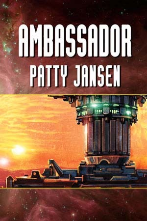 Sci-Fi Review: 'Ambassador 1: Seeing Red' by Patty Jansen