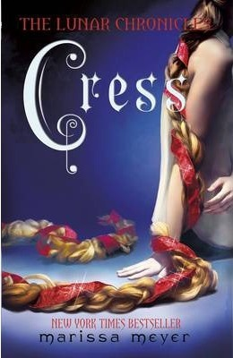 Cress (Lunar Chronicles, #3)