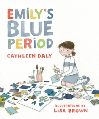 Emily's Blue Period by Cathleen Daly