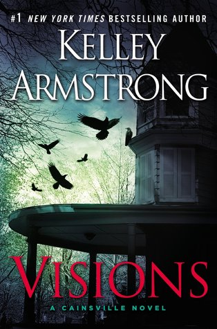 Book Review: Visions by Kelley Armstrong