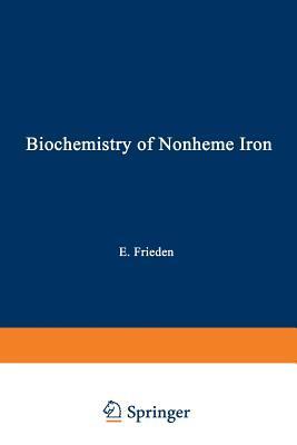 Biochemistry of Nonheme Iron  by  Anatoly Bezkorovainy