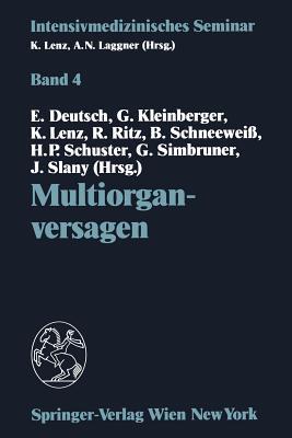 Multiorganversagen  by  Erwin Deutsch