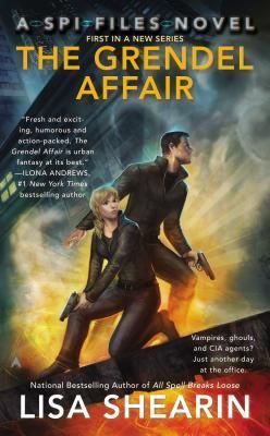 The Grendel Affair (SPI Files, #1)