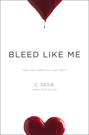 https://www.goodreads.com/book/show/17335930-bleed-like-me