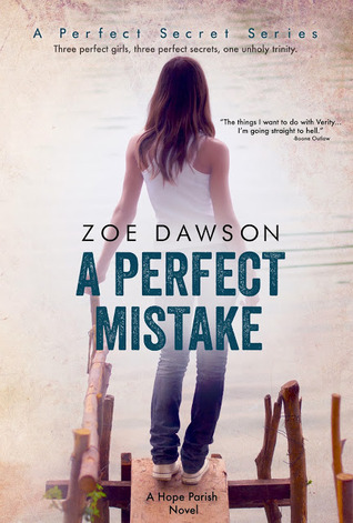 A Perfect Mistake (A Perfect Secret Series, #2)